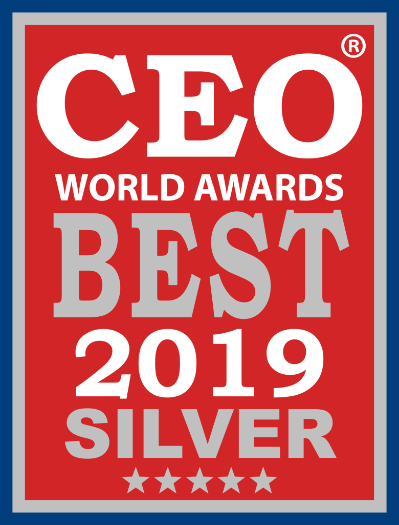 2019 CEO World Award – Silver Company of the Year