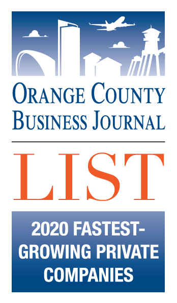 2020 OCBJ Fastest Growing Private Companies