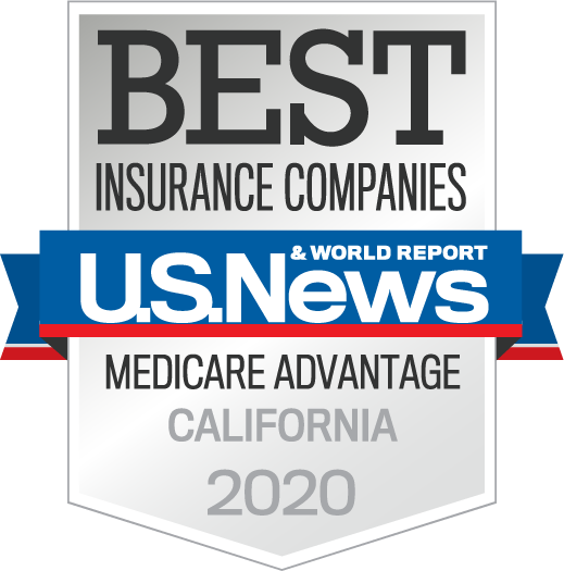 2020 U.S. News & World Report Best Insurance Company For Medicare Advantage Plans