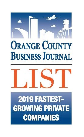 2019 OCBJ Fastest Growing Private Companies