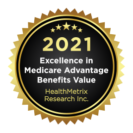 Excellence in 2021 Medicare Advantage Benefits Value