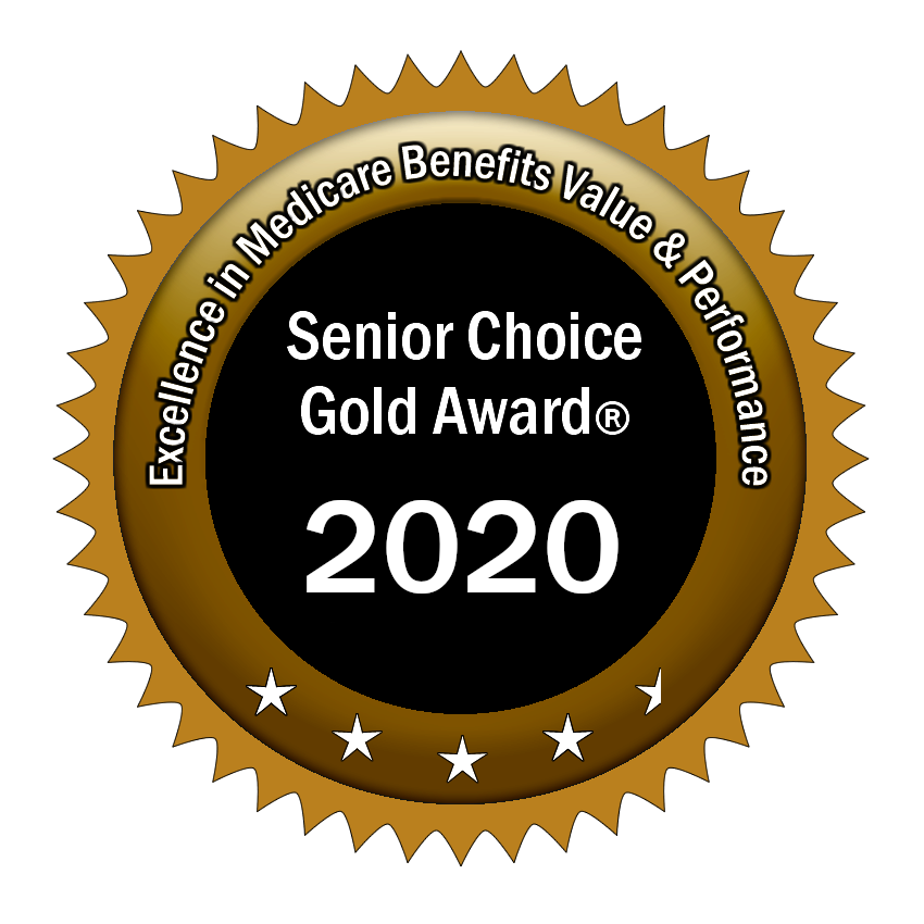 2020 Senior Choice Gold Award